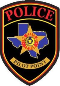 Pilot Point Police Badge